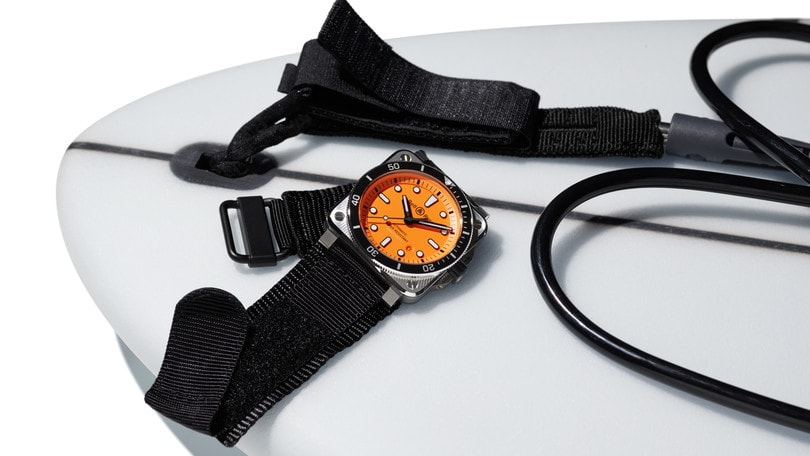 BR 03-92 Diver Orange edizione Boutique
