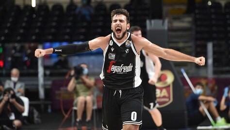Virtus Bologna in finale di Supercoppa contro Milano: Pozzecco ko