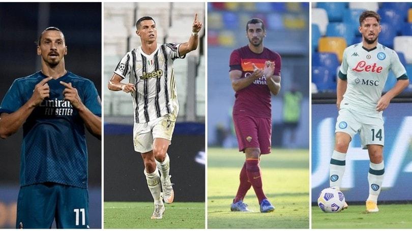 Serie A Tutte Le Probabili Formazioni Della 1ª Giornata Corriere Dello Sport
