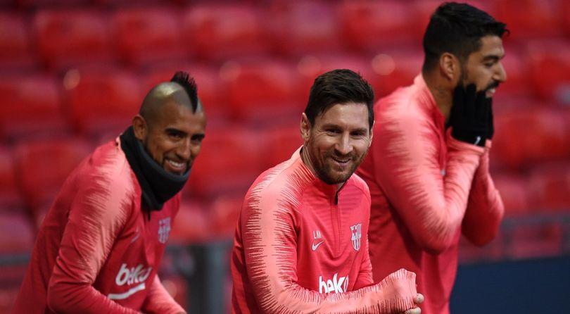Barcellona, i convocati per il Trofeo Gamper: non ci sono Vidal e Suarez