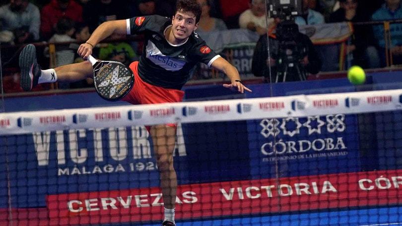 Agus Tapia miglior giocatore del Sardegna Open