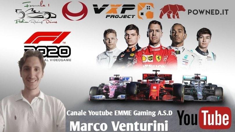 Inizia il campionato di F1 di EMME Gaming e Italian Racing Drivers