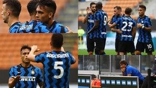 Lautaro in forma campionato: tripletta show in Inter-Pisa