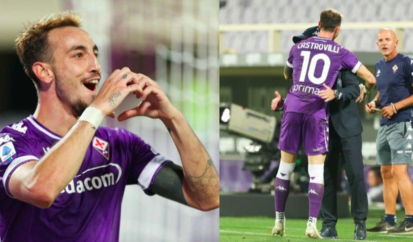 Fiorentina, Castrovilli decisivo contro il Torino: primo gol con la maglia numero '10'