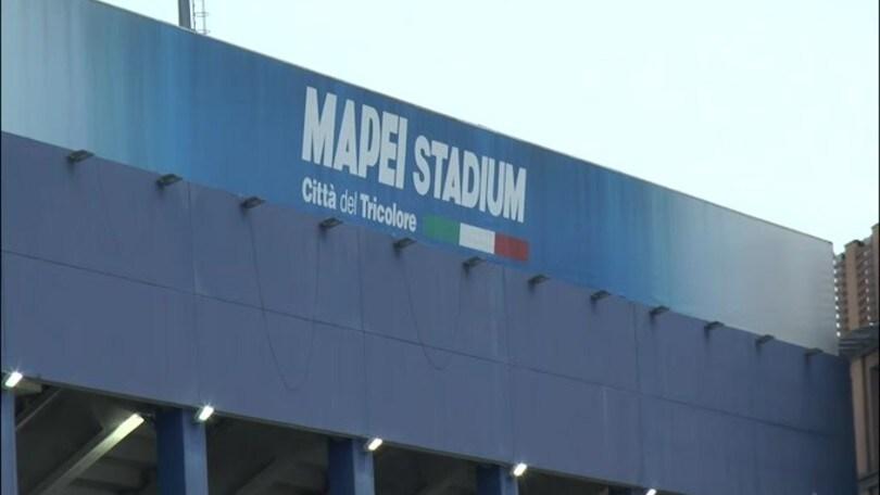 Serie A, stadi aperti a mille persone