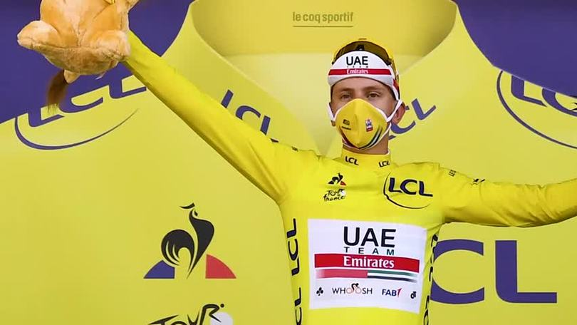 Tour 20ª tappa - Crolla Roglic, Pogacar ribalta tutto e ipoteca il Tour