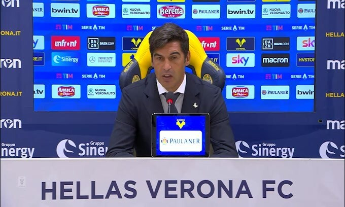 """Fonseca lancia l'allarme: """"Abbiamo bisogno di altri giocatori"""""""