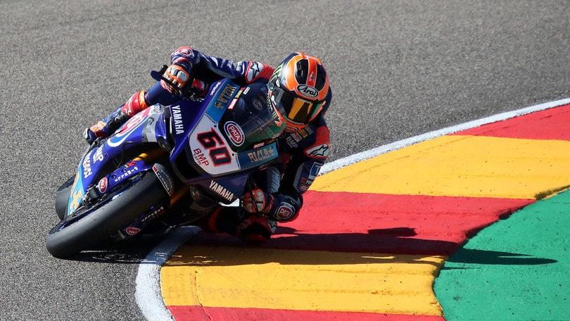GP Catalogna: Superpole Race a Van Der Mark