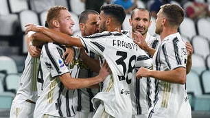 Kulusevski e Pirlo, esordio perfetto! La Juve piega la Sampdoria