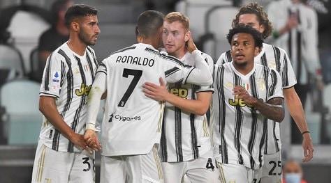 Juve-Sampdoria 3-0: Kulusevski, Bonucci e Ronaldo, Pirlo già convince
