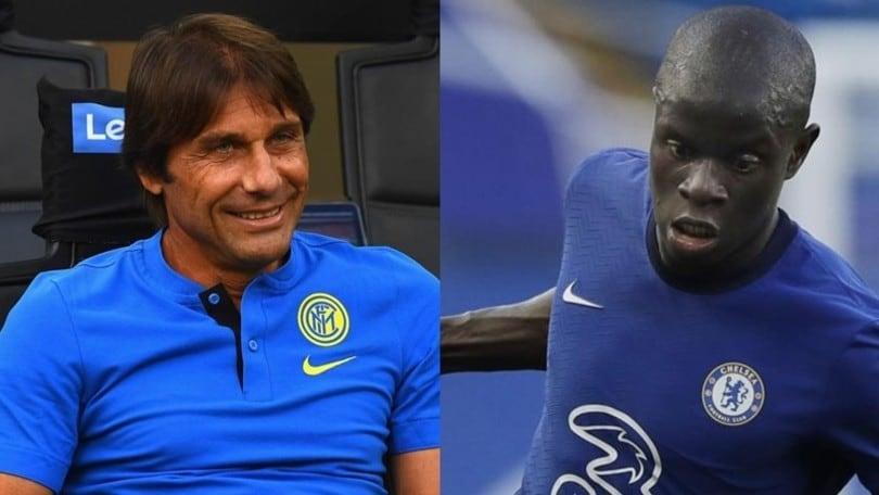 Conte vuole anche Kanté: ecco perché l'Inter oggi non può permetterselo