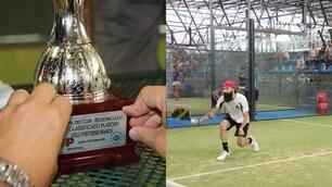 Il trionfo del Colli Portuensi Bianca nella Coppa dei Club di padel