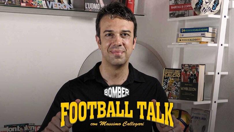 Bomber Football Talk torna su Facebook, Instagram e Youtube