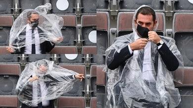 Spadafora sfida la pioggia per la finale degli Internazionali