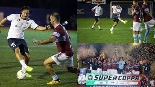 Totti dà spettacolo, ma non basta... La Supercoppa va alla Lazio!