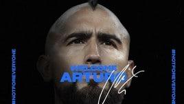 Vidal all'Inter, ora è ufficiale!