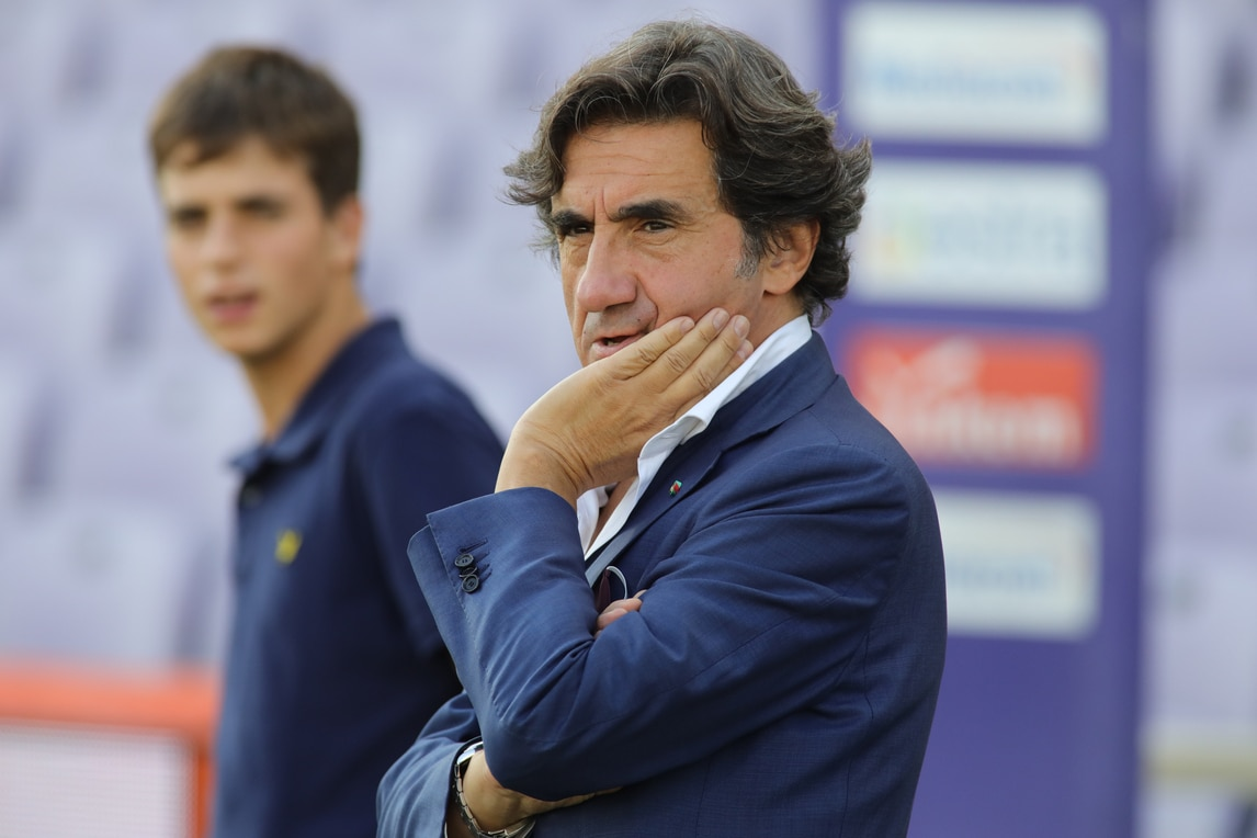 """Torino, Cairo: """"Altro positivo al Covid? Saremmo in difficoltà"""""""