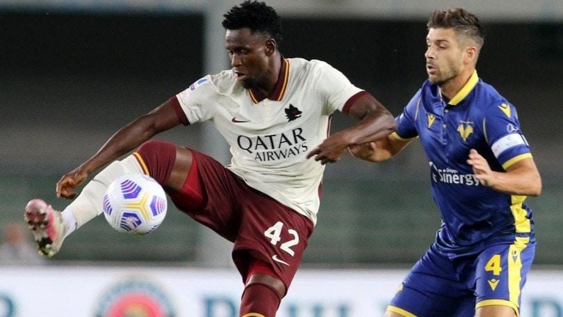 Caso Diawara, Verona-Roma 3-0: sconfitta a tavolino