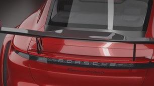 Porsche Taycan by Prior Design: le immagini