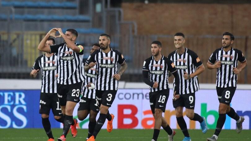 Ascoli, primo contratto da pro per Franzolini. Dal Carpi arriva Sarzi Puttini