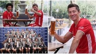 Bayern Monaco, l'Oktoberfest è annullato ma la birra non manca!