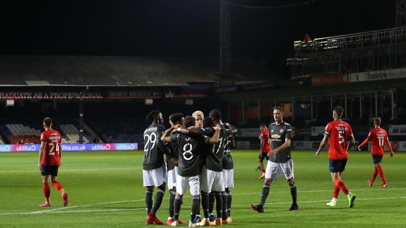 Carabao Cup, il Manchester United vince e passa il turno. Show del West Ham