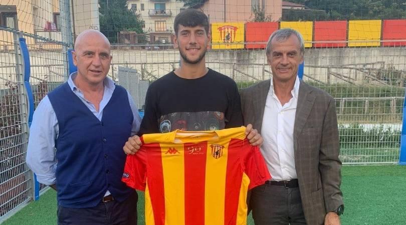 Benevento, arriva Samuele Sorrentino dalla Boreale