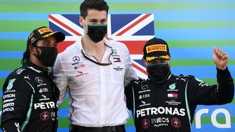 F1 Mercedes: Daimler non ha intenzione di lasciare il Circus