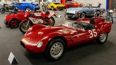 Modena Motor Gallery, tutto pronto per l'ottava edizione