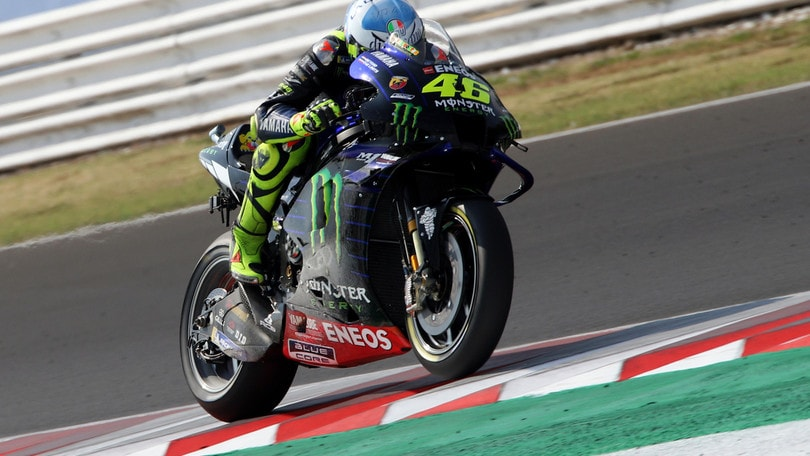 GP Catalogna, Valentino Rossi: