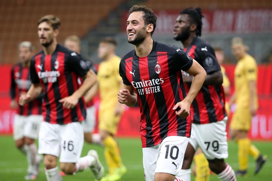 Milan-Bodø/Glimt 3-2, il tabellino