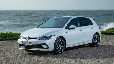 Volkswagen Golf, anche a metano con la sigla TGI