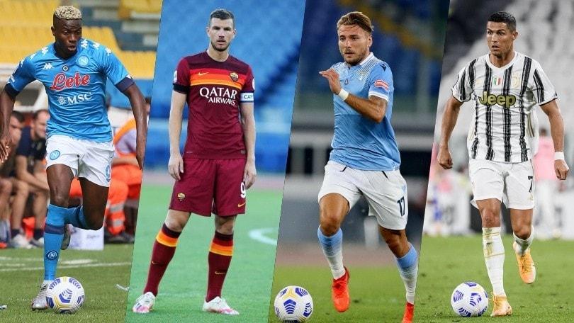 Serie A Tutte Le Probabili Formazioni Della 2ª Giornata Corriere Dello Sport