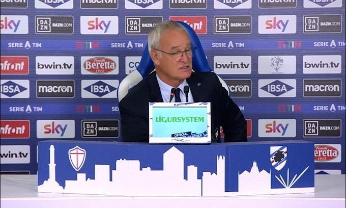 """Ranieri: """"Perchè non comandavamo noi il gioco?"""""""