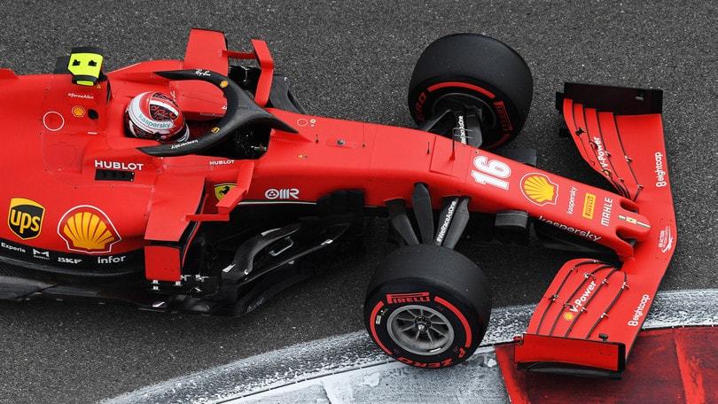 Gp Russia: Leclerc guadagna una posizione in griglia, Albon arretrato