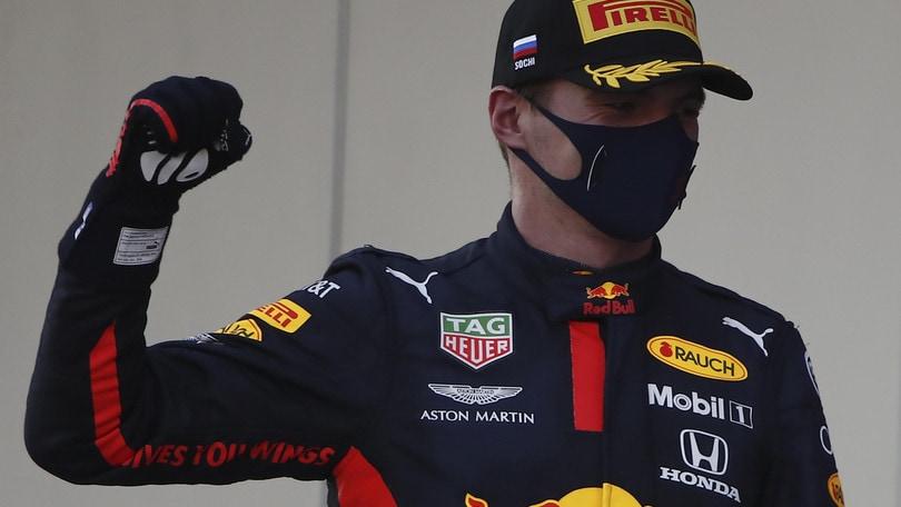 Gp Russia, Verstappen: