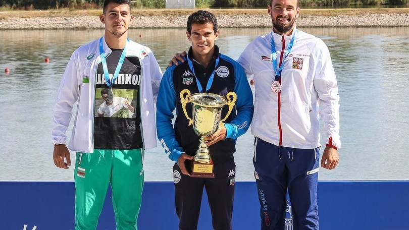 Canoa, l'Italia chiude con sette medaglie la Coppa del Mondo
