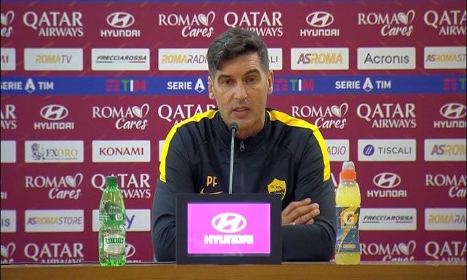 """Fonseca: """"Mi è piaciuta la squadra"""""""