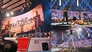 WWE Clash of Champions 2020, Randy Orton fa i conti con le leggende