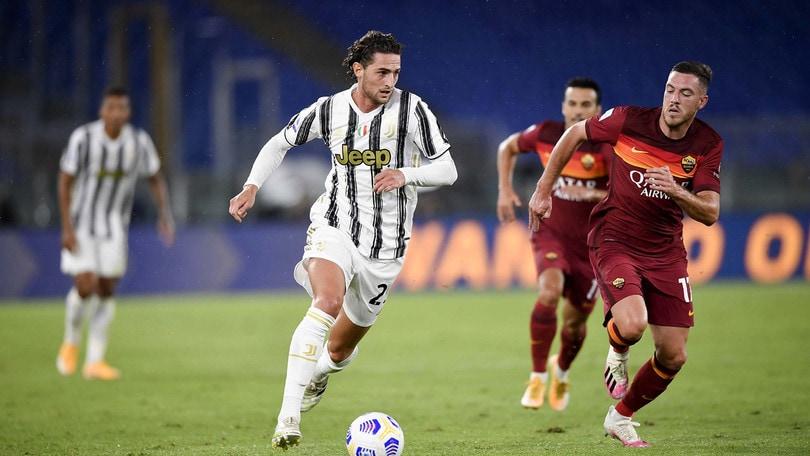 Serie A, il Giudice sportivo ferma Rabiot e Iacoponi per una giornata