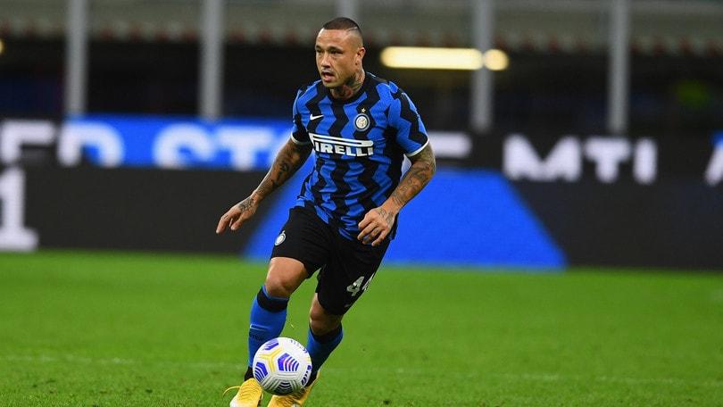 Inter, lista Champions. Out Vecino e Padelli, c'è Nainggolan