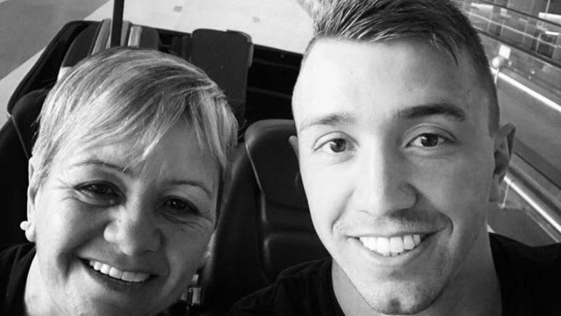 Lazio, grave lutto per Muslera: morta la mamma