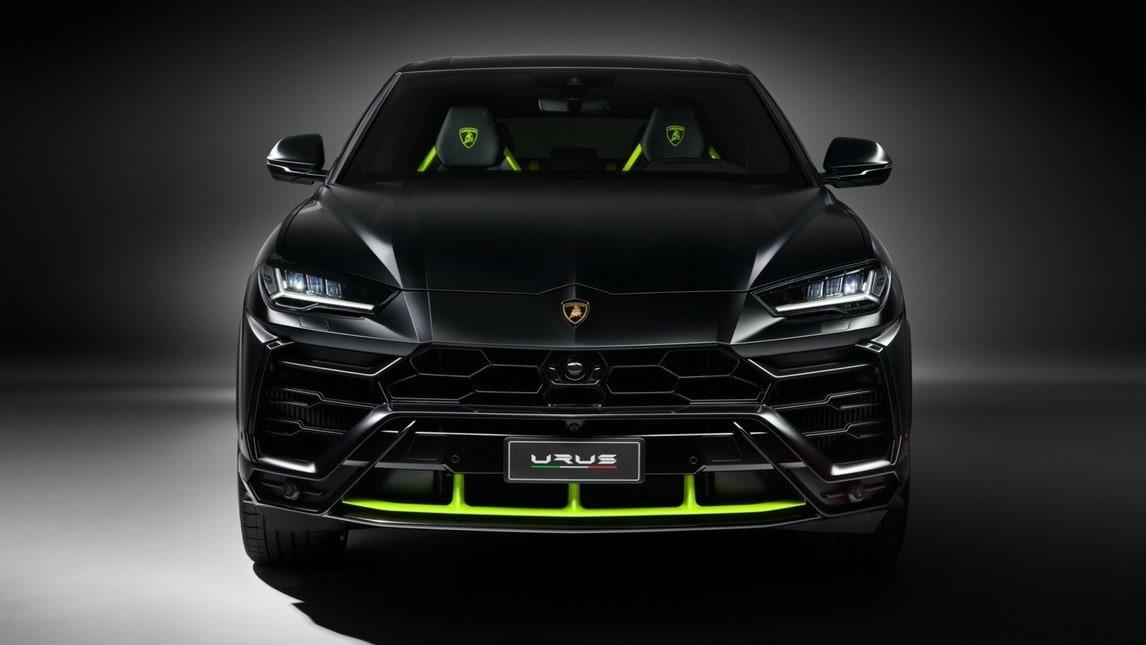 Lamborghini Urus Graphite Capsule: le immagini