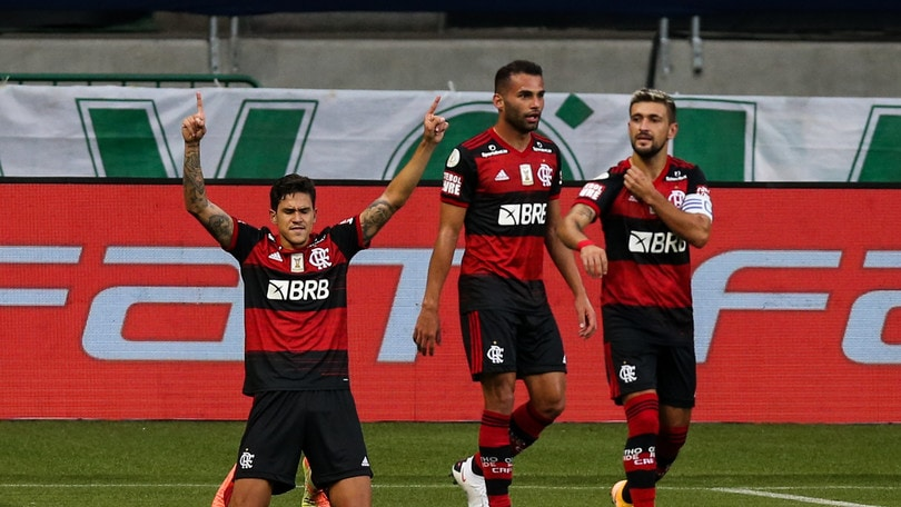 Flamengo con 19 positivi al covid: in campo l'Under 20 che pareggia col Palmeiras!