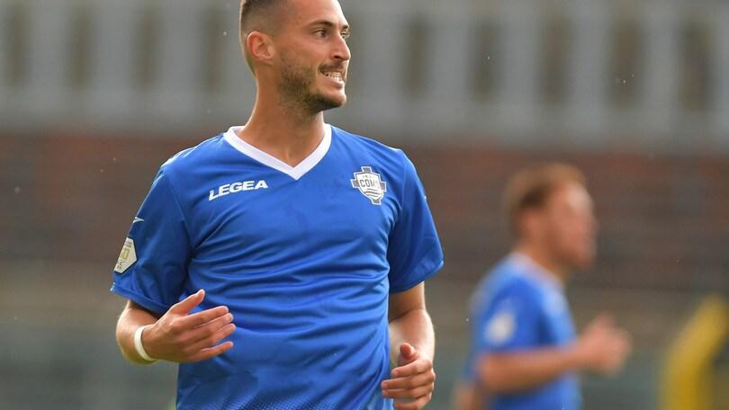 Ascoli, Ganz jr in prestito al Mantova