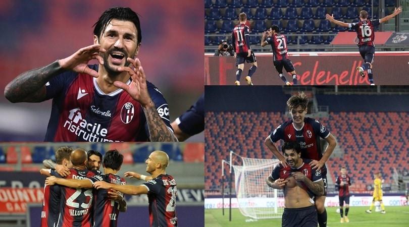 Soriano, doppietta e assist spettacolare: Bologna-Parma 4-1!