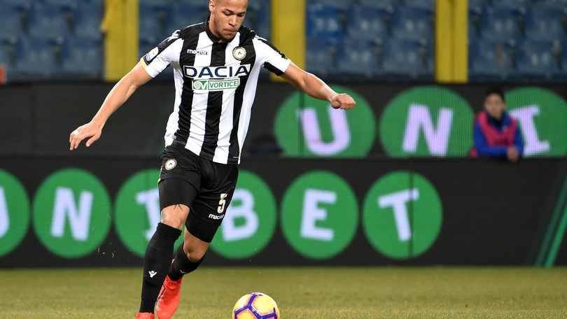 Udinese, addio Troost-Ekong: il centrale va al Watford