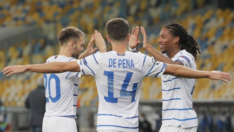 Champions League: ai gironi Dinamo Kiev, Olympiakos e Ferencvaros