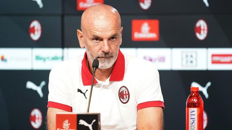 "Milan, Pioli: ""Ibrahimovic sente i compagni in chat e li stimola"""
