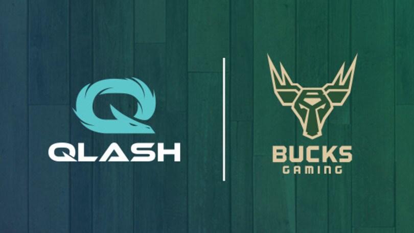 QLASH porta NBA2K  in Italia: partnership con i Bucks Gaming